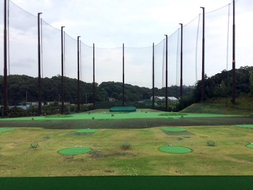 アートゴルフ内部