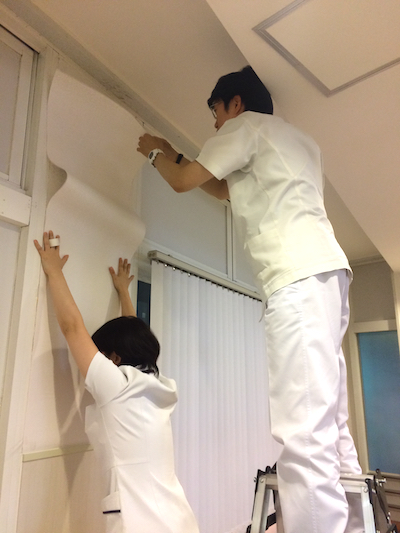 壁紙DIY-3