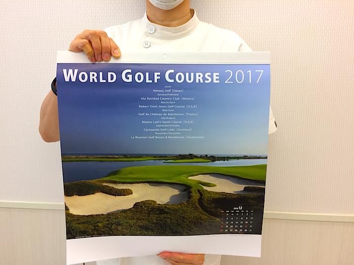 world golf course 2017