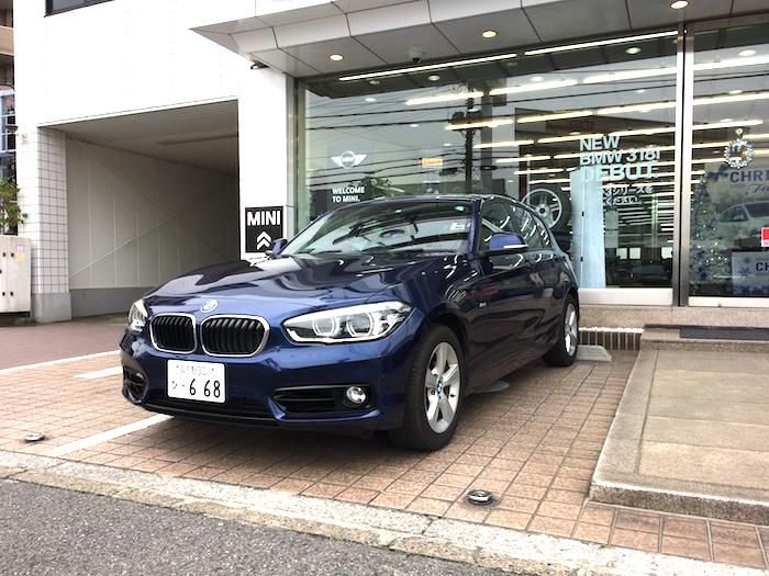 BMW 118d-1