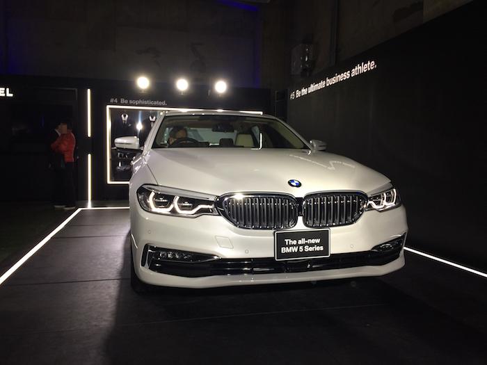 BMW5シリーズ内覧会3
