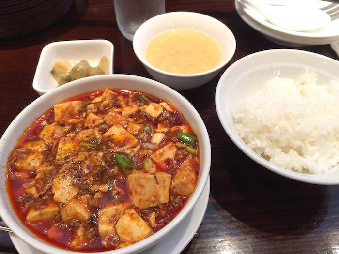 味わい深い麻婆豆腐2