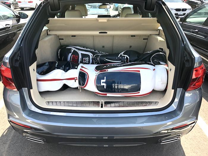 BMW試乗 523dツーリング-3
