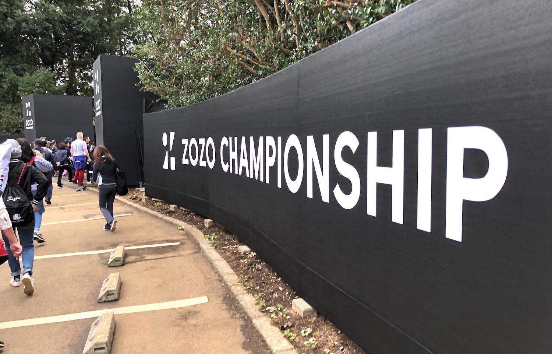 ZOZOチャンピオンシップ2019-2